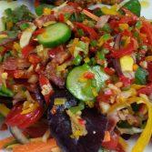 Vibrant Summer Salad