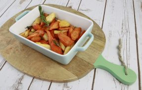 Carrots and Parsnips