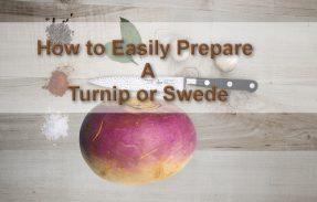 turnip or Swede
