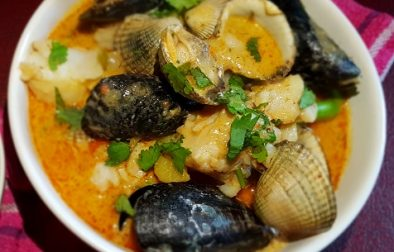 Thai Massaman Fish Curry